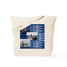 USSEnterprise Tote Bag