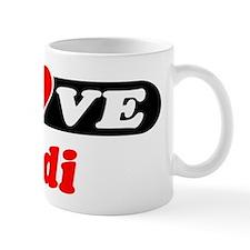 I Love Jodi Mug