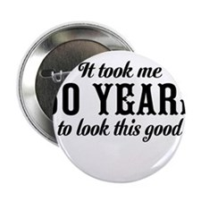 "50th Birthday 2.25"" Button"
