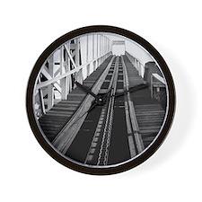 Coney Island Roller Coaster 1756192 Wall Clock