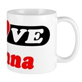 I Love Joanna Small Mugs