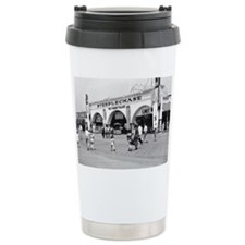 Steeplechase on Coney I Travel Mug