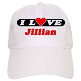 I Love Jillian Cap