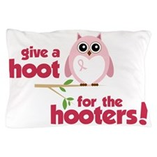 Give A Hoot Pillow Case