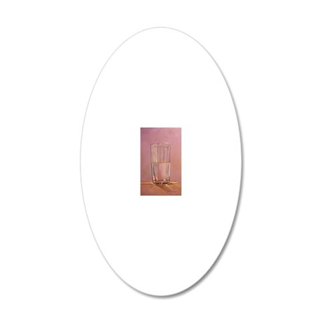 Truth 20x12 Oval Wall Decal