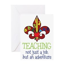Teaching Greeting Card