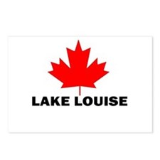 Lake Louise, Alberta Postcards (Package of 8)