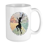 Dancing the Wheel of the Year Mug
