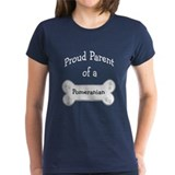 Pomeranian Proud Parent Tee