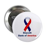 Boycott BofA Button