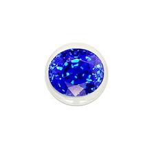 Sapphire Mini Button