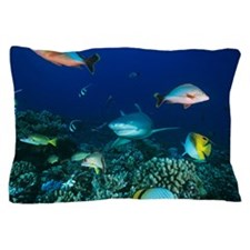 Lemon shark Pillow Case