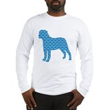 Bone Bullmastiff Long Sleeve T-Shirt