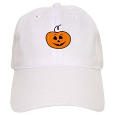 Carved pumpkin head design Baseball Baseball Cap