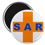 SAR 2.25&quot; Magnet (10 pack)