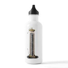 Early electric battery Water Bottle