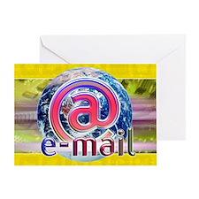 Global e-mail Greeting Card