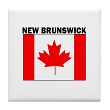 New Brunswick Tile Coaster