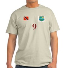 Lara West Indies Tribute Tee