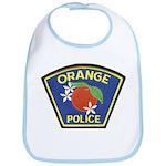 Orange Police Bib