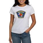 Orange Police Women's T-Shirt
