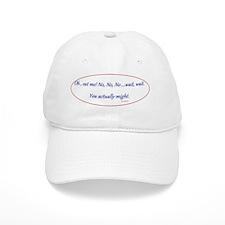 Dean Winchester-OH Eat Me Baseball Cap