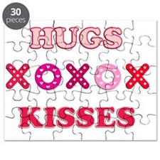 Hugs Kisses Puzzle