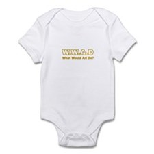 What Would Ari Do? Infant Bodysuit