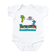 3 Little Monkeys Infant Bodysuit