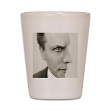 Houdini Optical Illusion Vertical Shot Glass