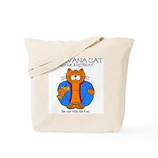 purr-vana-new Tote Bag