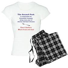 THE ASSAULT FORK... Pajamas