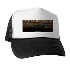 The Critic Trucker Hat