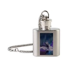 samsung s3 case Flask Necklace