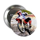 Dirt bike wheeling in mud Button