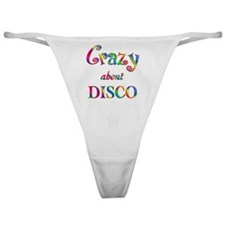 Crazy About Disco Classic Thong