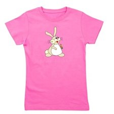Hoppy Easter Girl's Tee