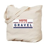 Mike Gravel in 2008 Tote Bag