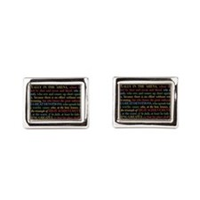 The Critic Cufflinks