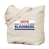 Michael Bloomberg in 2008 Tote Bag