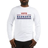 Michael Badnarik in 2008 Long Sleeve T-Shirt