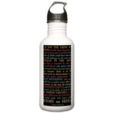The Critic Water Bottle