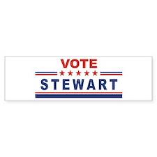 Jon Stewart in 2008 Bumper Bumper Sticker