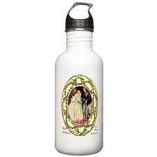 Down the aisle Water Bottle
