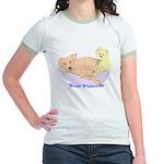 Best Friends Ringer T-shirt