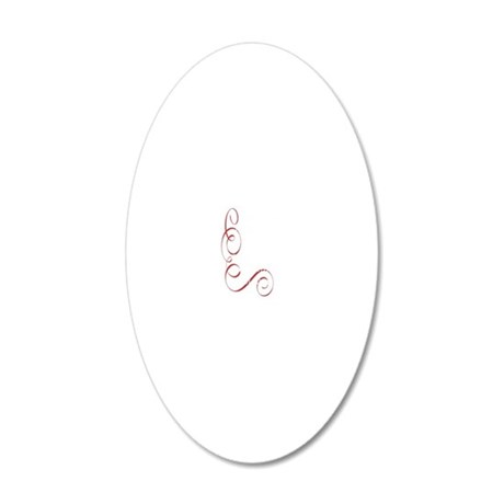 Sometimes I wake up Grumpy 20x12 Oval Wall Decal
