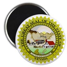 Great Seal of Nevada Magnet