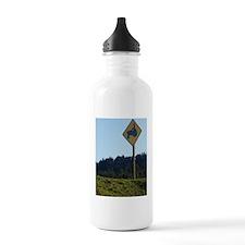 farmerlargeservingtray Water Bottle