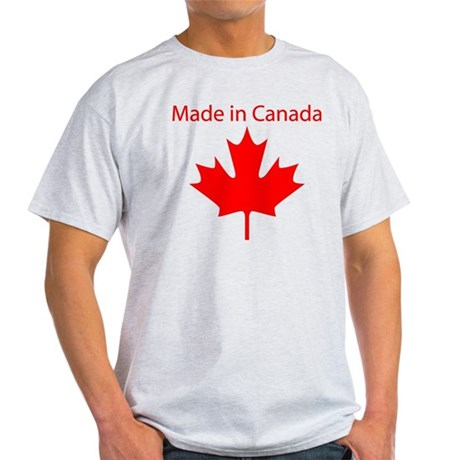 Made in Canada Light T-Shirt