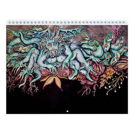 Lisa Luree Bone*diva artwork calendar
